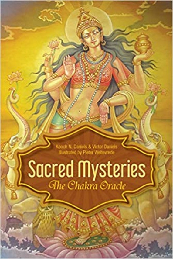 Sacred Mysteries: The Chakra Oracle (1ST ed.)
