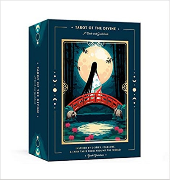 Tarot of the Divine: A Deck and Guidebook Inspired by Deities, Folklore, and Fairy Tales from Around the World, Tarot Cards