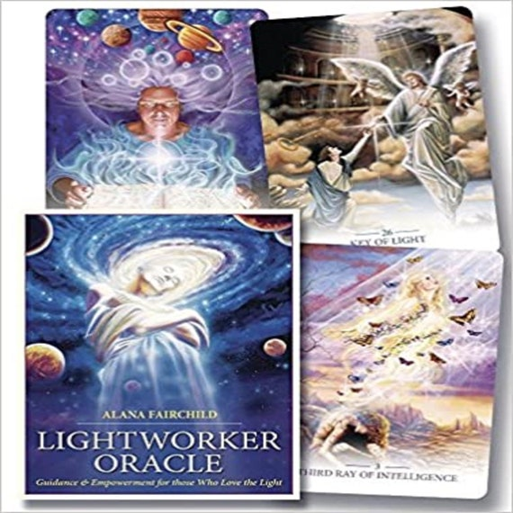 Lightworker Oracle: Guidance & Empowerment for Those Who Love the Light