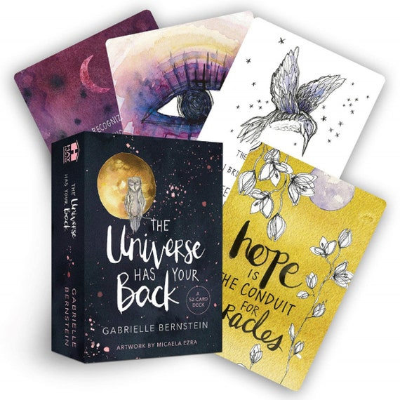 The Universe Has Your Back: Transform Fear to Faith