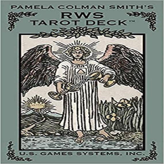 Pamela Colman Smith's Rws Tarot Deck(tm)