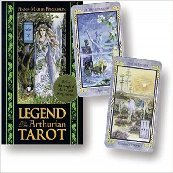 Legend Tarot Deck: The Arthurian Tarot
