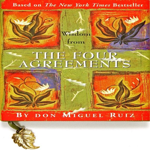 Wisdom from the Four Agreements (Mini Book) ( Charming Petites )