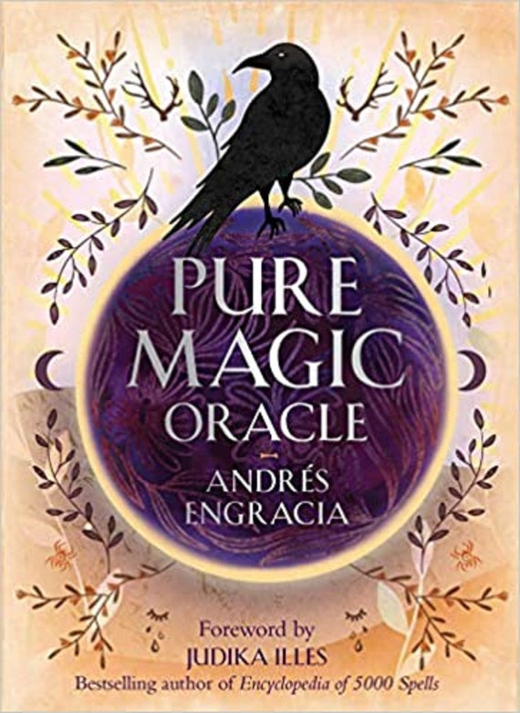 Pure Magic Oracle: Cards for Strength, Courage and Clarity ( Rockpool Oracle Card )