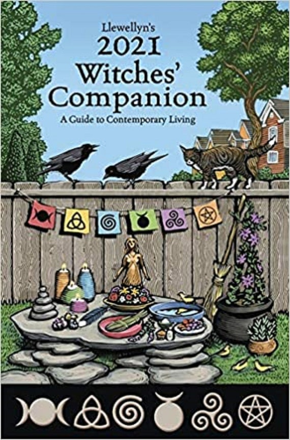 Llewellyn's 2021 Witches' Companion: A Guide to Contemporary Living