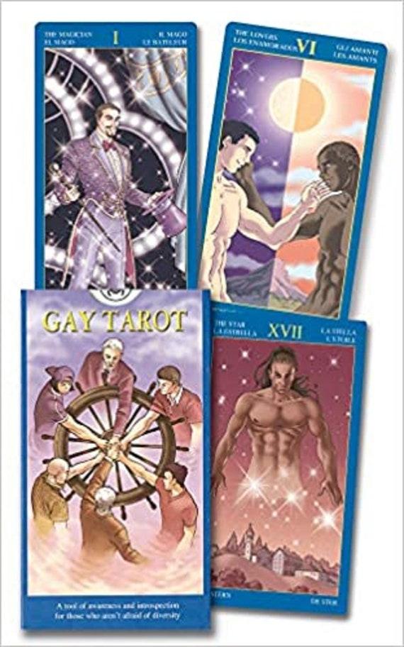 Gay Tarot (Lo Scarabeo Decks)