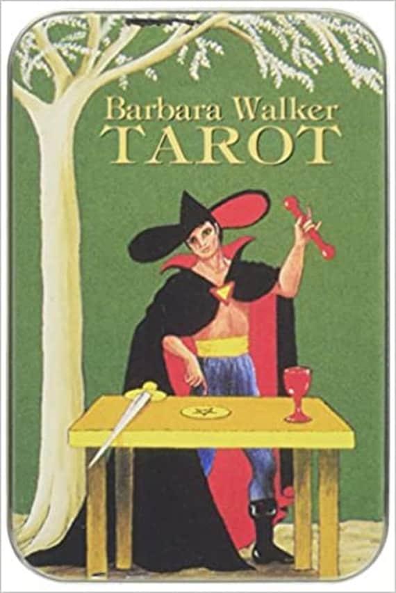 Barbara Walker in a Tin