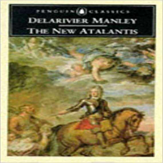 The New Atalantis (Penguin Classics)