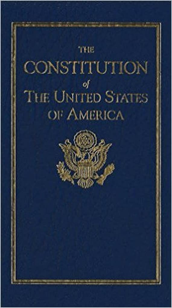 Constitution of the United States ( Little Books of Wisdom )