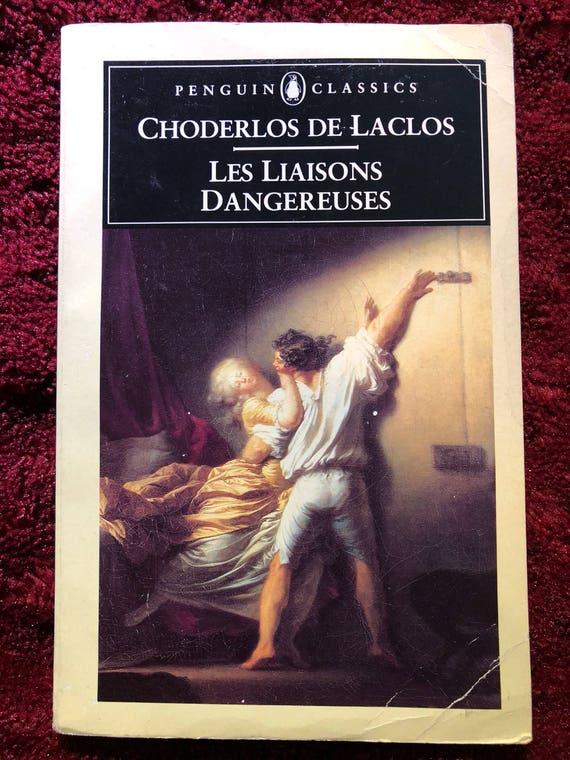Les Liaisons Dangereuses by Choderlos De Laclos (Penguin Classics)