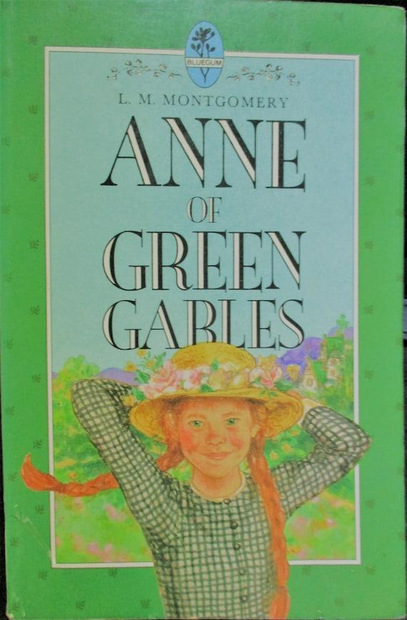 Anne of Green Gables (Bluegum)