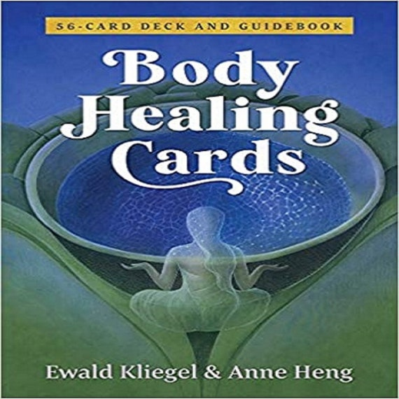 Body Healing Cards [With Booklet]