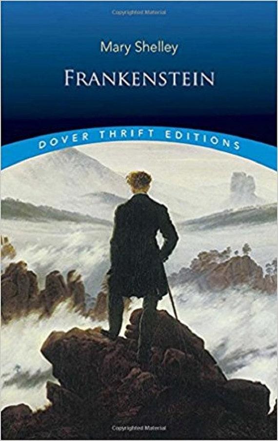 Frankenstein 1st Edition