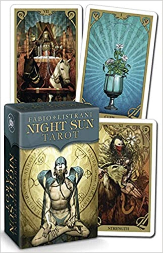 Tarot of the Night Sun Mini