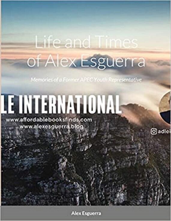 Life and Times of Alex Esguerra
