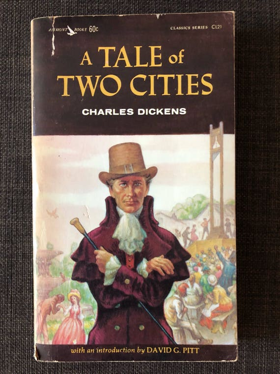 Tale of Teo Cities, 1963 Classic Series by Charles Dickens