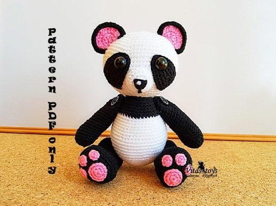 Free Jigglypuff Amigurumi Crochet Pattern - Ollie + Holly ... | 425x570