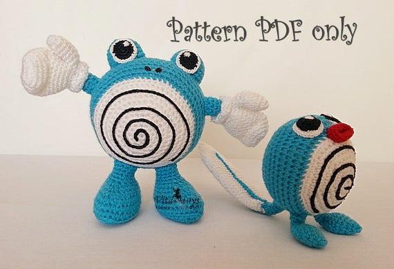 Crochet pattern Pikachu   Sabrina's Crochet   389x570