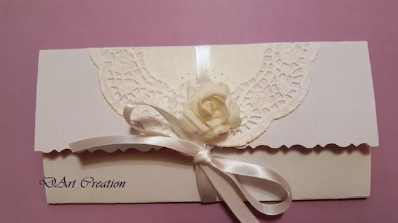 Envelope Wedding Gift Card Holder Wedding Card Wedding Money Etsy