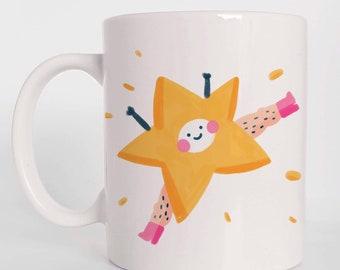 you are a flippin star Mug