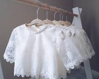 cb59d152000 Little girls lace top
