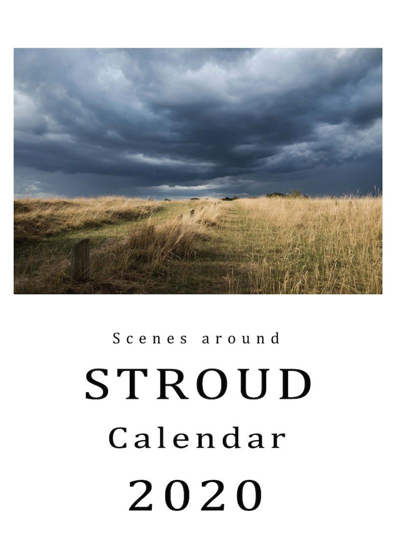Scenes around Stroud 2020 Calendar by Deborah Roberts image 0