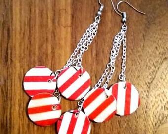Marianne Polka Earrings