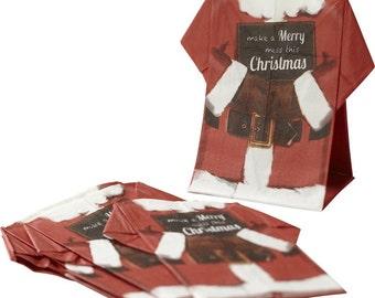 Santa Claus paper towels