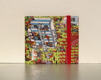 image about Where's Waldo Printable titled Wheres waldo present Etsy