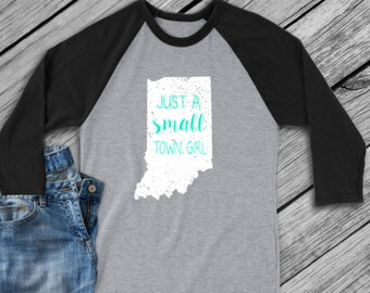 Just a small town girl shirt, Small town girl shirt,  Just a town shirt,