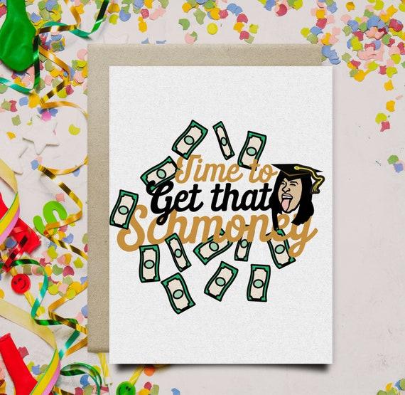 Cardi B Graduation Card Greeting Card Graduation Etsy