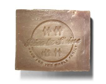 Coco Loco Natural Soap, Cold process soap, handmade soap, natural soap, organic soap