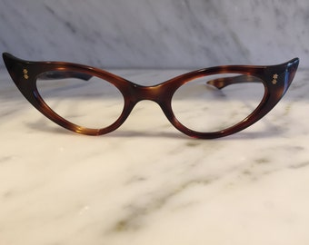 6c6e790f1d womens vintage cat eye glasses