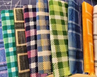 Kilts and Quilts Banyan Batik bundle
