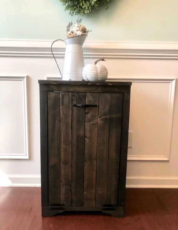 Tilt out Kitchen Trash Can