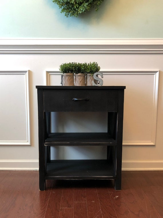 Large Nightstand or Side Table