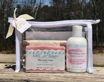 Spa Set - Mermaid Hugs