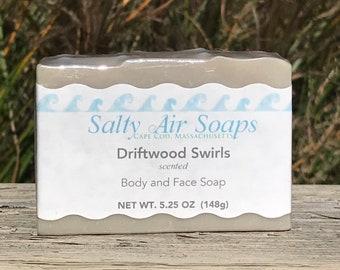 Driftwood Swirls