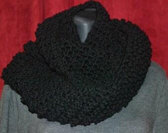 Crochet Circle/Infinity Scarf