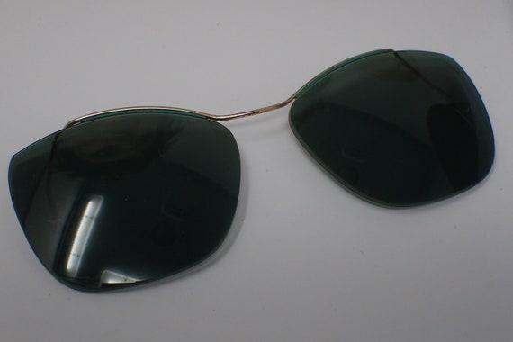 clips, vintage sunglasses