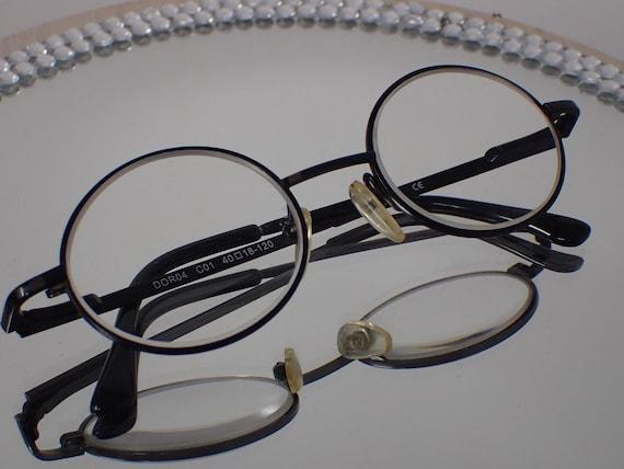 glasses, children's reading, vintage