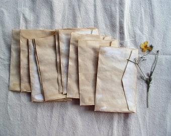 Tea Dyed Envelopes