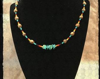 Juniper Gift Aroma Jewelry Modern Mama Necklace Extra Large Juniper Necklace Light Juniper