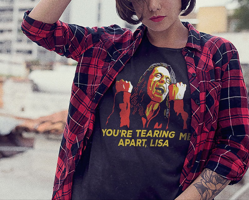 18817c13 You're Tearing Me Apart Shirt inspired by The Room Movie | Etsy
