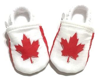 3876f3f68e78 Canada flag shoes