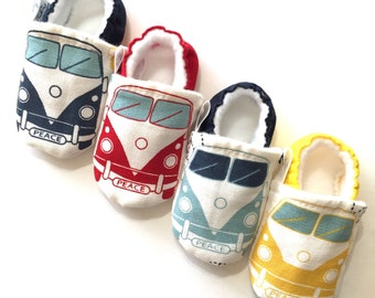 VW BUS Baby Shoes 891742927