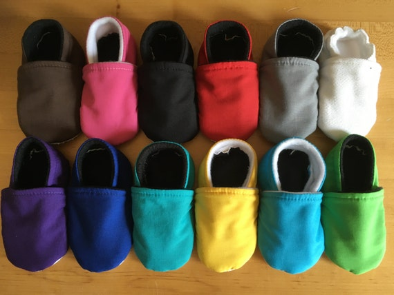EXTRA WIDE Baby Shoes Shoes for Chubby