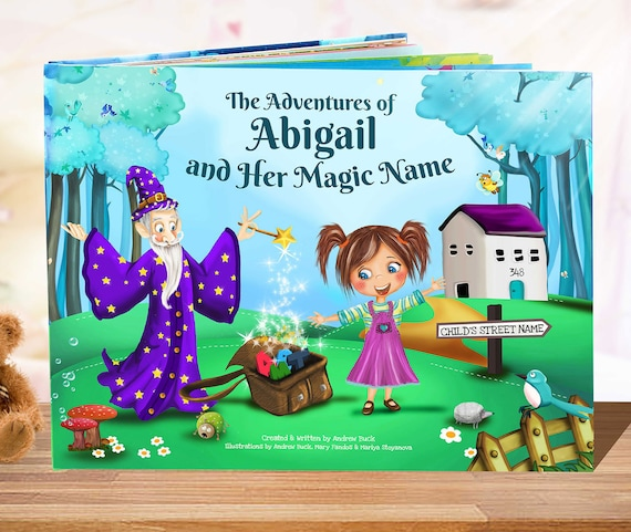1st Birthday Gift A Fun Personalised Story Book Perfect