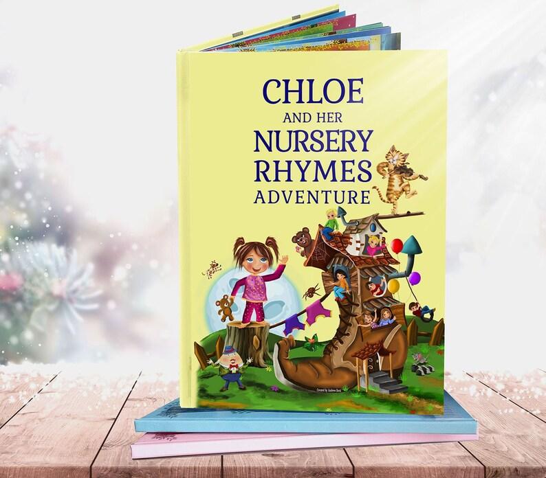 Babies book nursery rhymes for