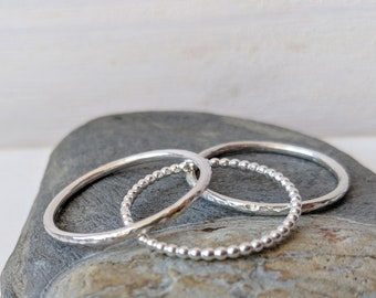 The Perfect 3 Stacking Ring Set